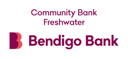 Freshwater Community Bank Branch logo